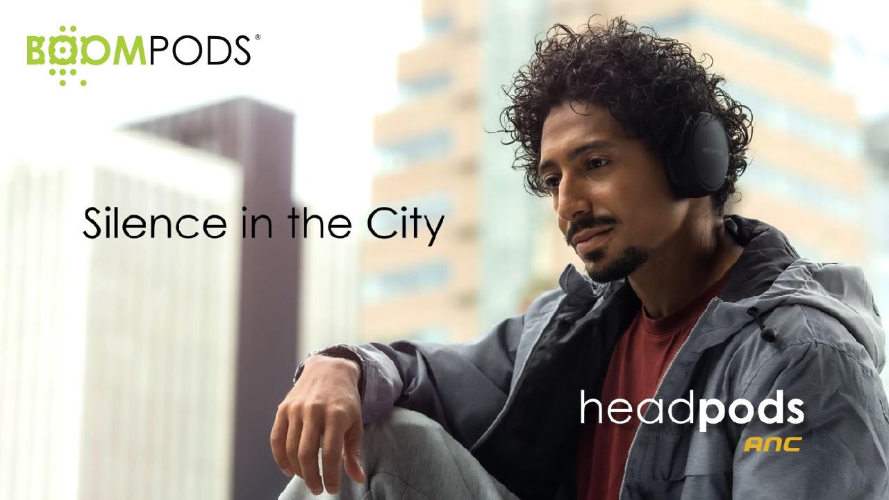 Слушалки Headpods Pro ANC на BOOMPODS – всичко, за което ушите ти мечтаят