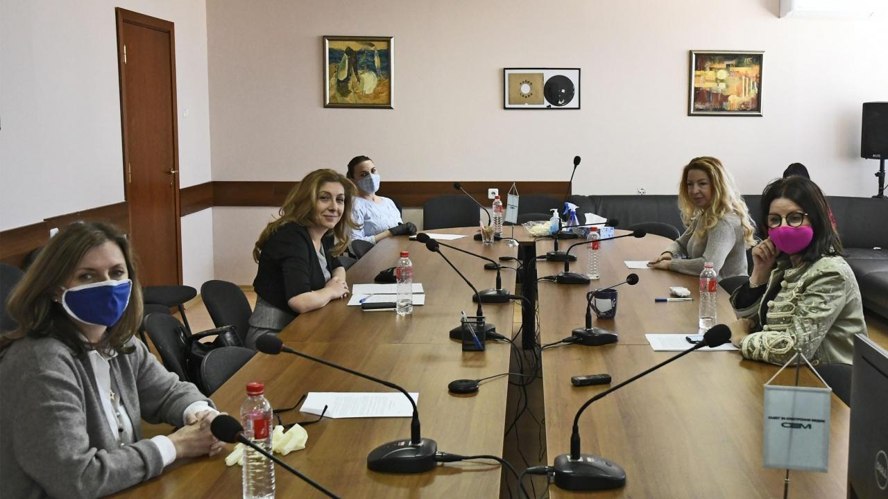 Ивелина Димитрова подаде оставка като член на СЕМ