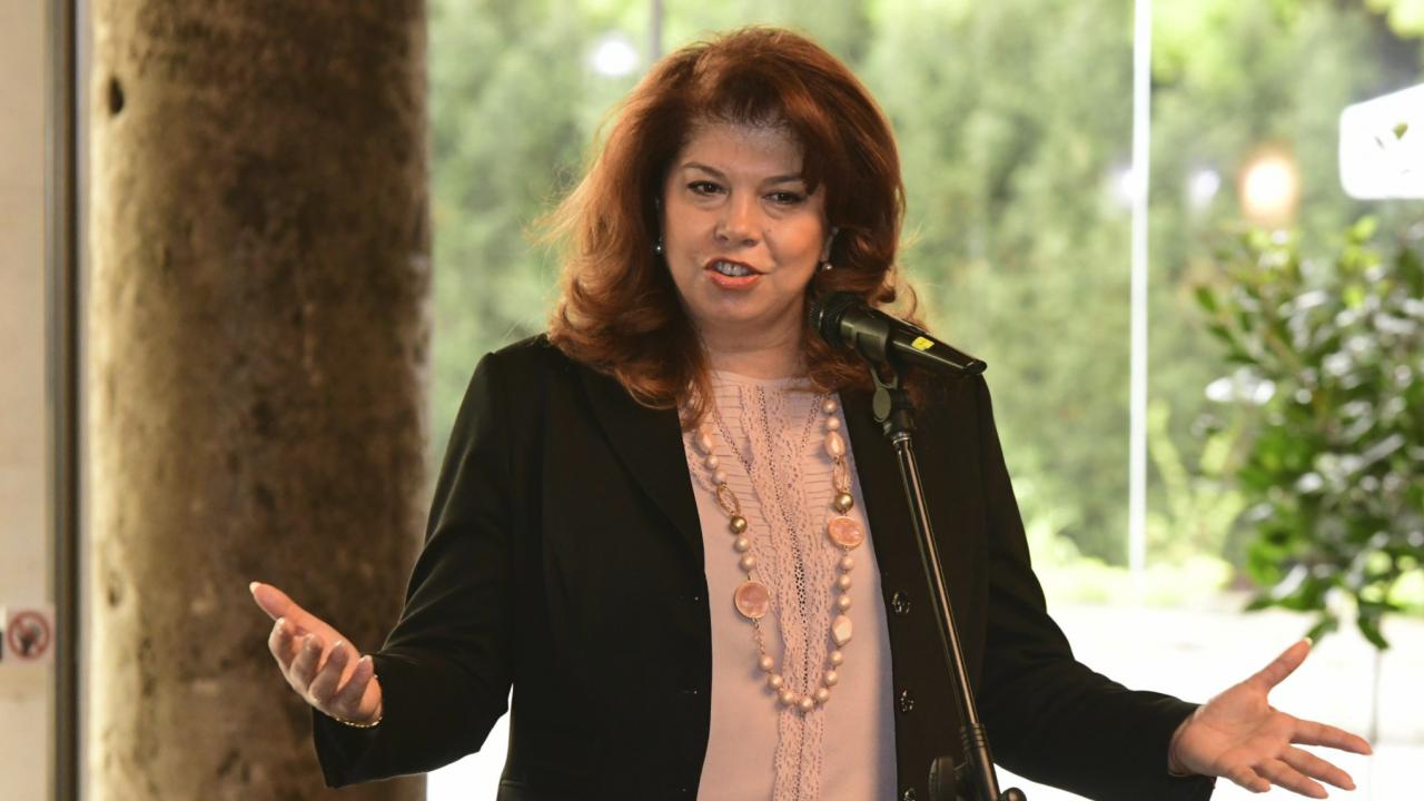 Илияна Йотова ще участва в откриването на световен форум за равенството на мъжете и жените в Париж