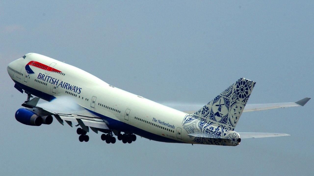 Хонконг забранява пътническите полети от Великобритания заради варианта Делта