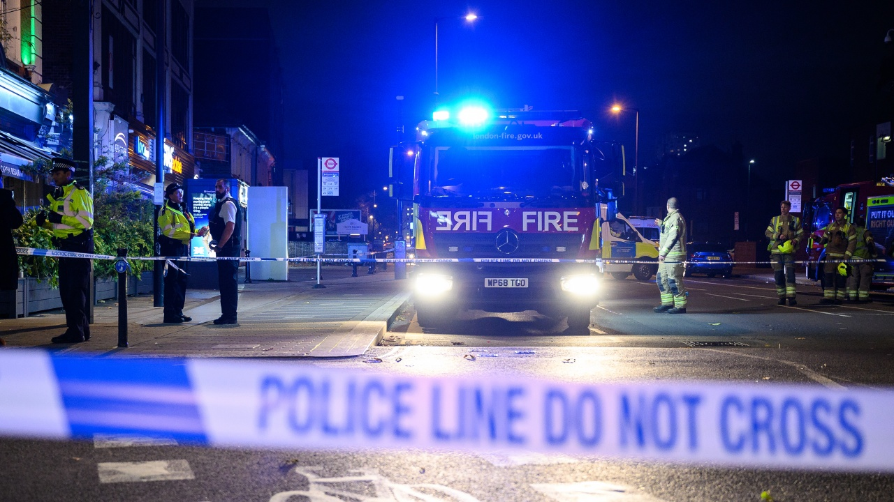 Мощен взрив в центъра на Лондон