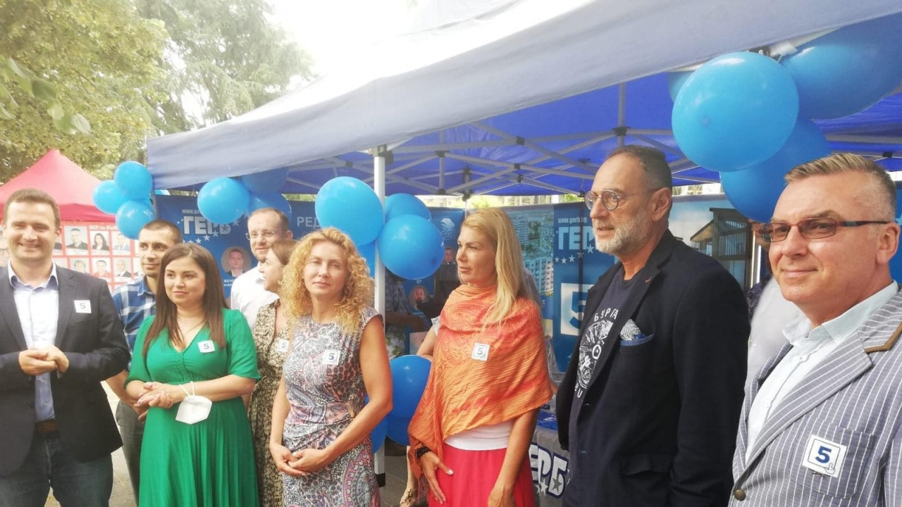 ГЕРБ и СДС отново с открити приемни в Бургас и региона