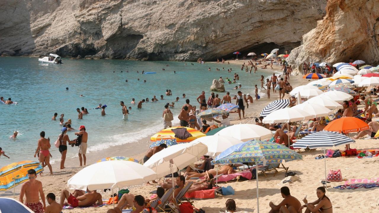 Термометърът в Гърция удря 44 градуса до края на седмицата