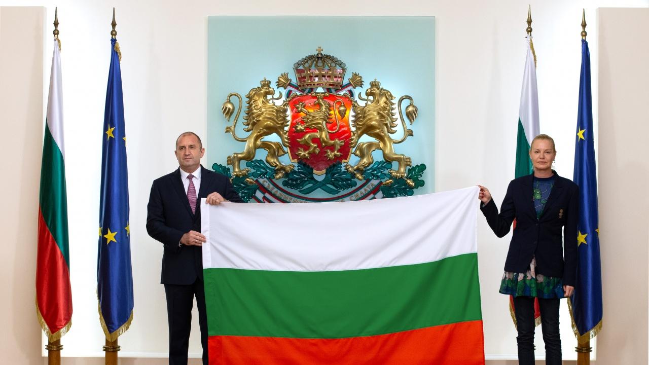 Румен Радев към българските олимпийци: Борете се достойно и знайте, че през цялото време ще имате подкрепата на българския народ