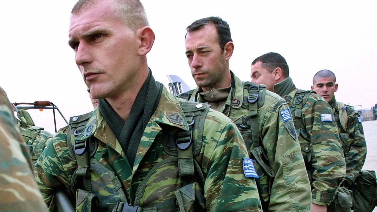 Гърция разработи подобен на израелския план за наборниците