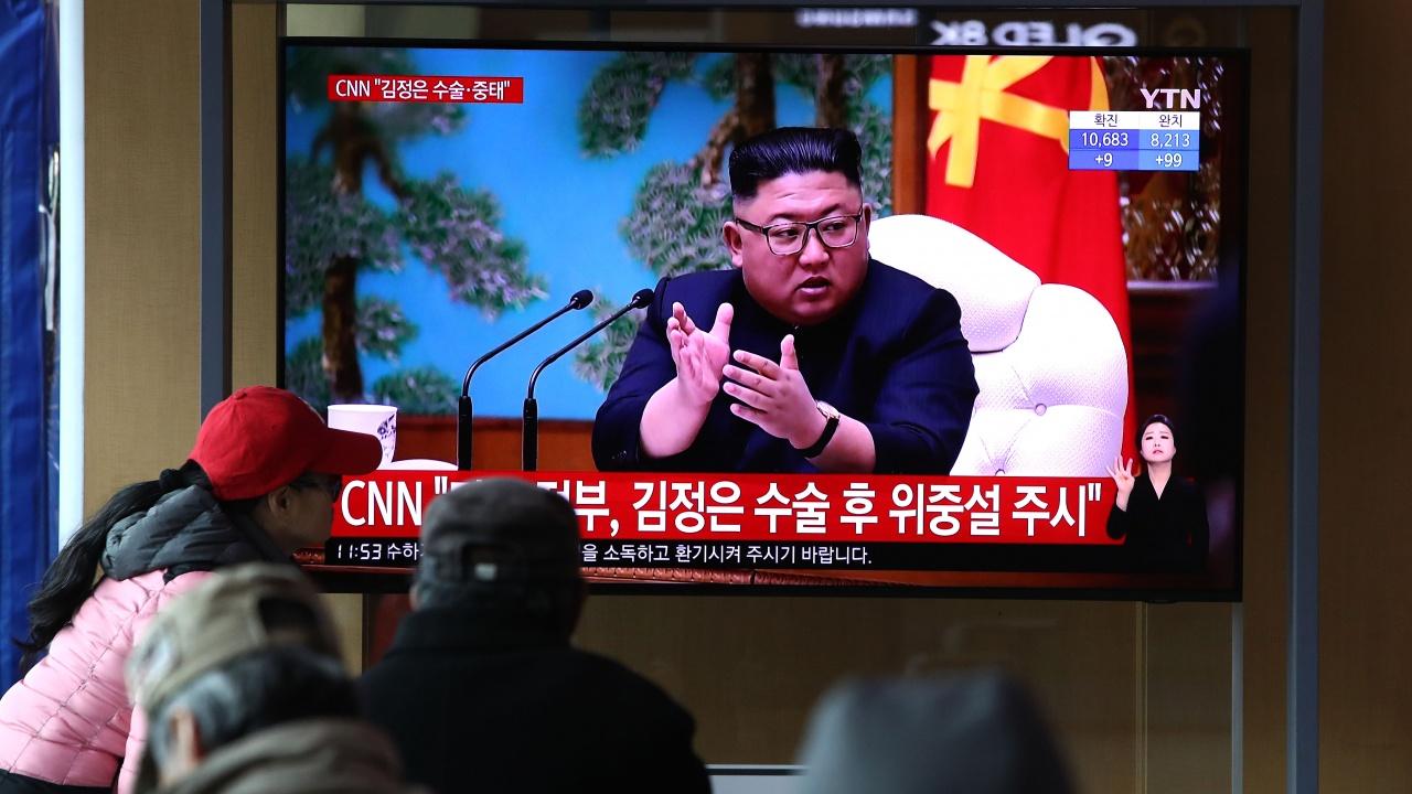 Ким Чен-ун наказа висши функционери за неуточнен пропуск, свързан в пандемията