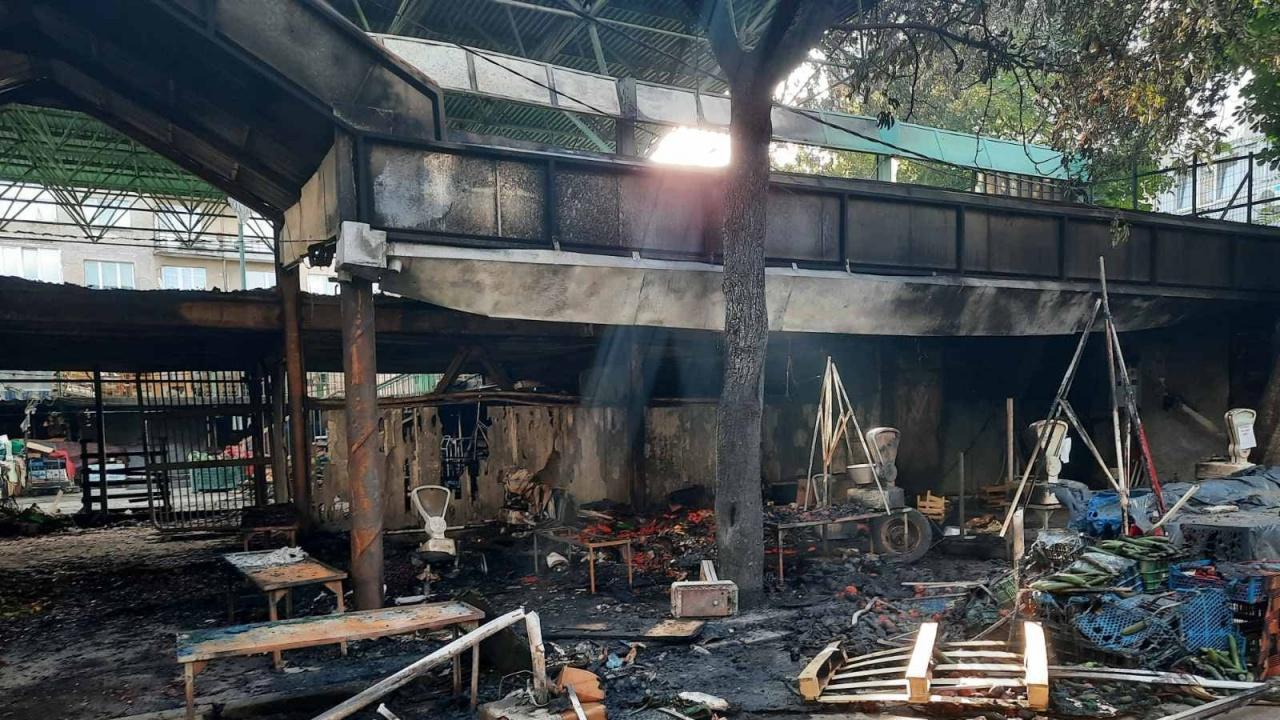 Прокуратурата погна пожара в Перник