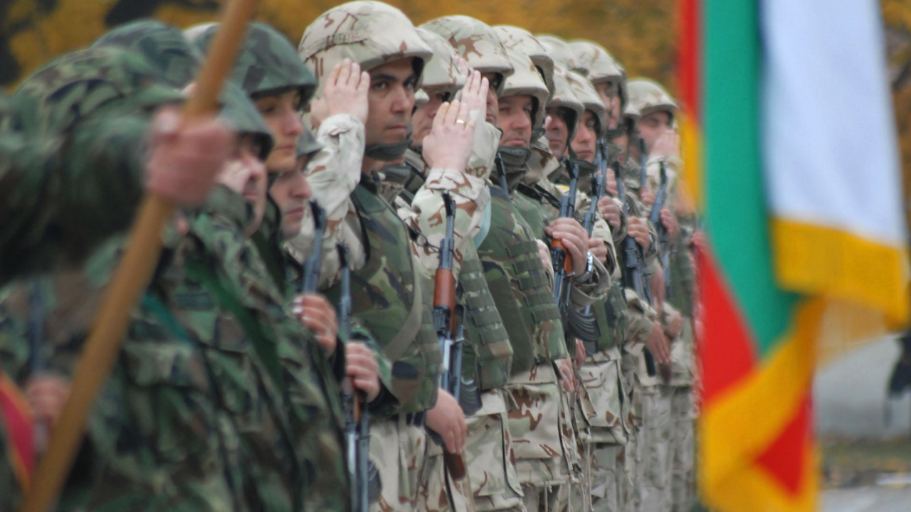 42-ият български военен контингент получи отлична оценка за участието си в мисията на НАТО в Афганистан
