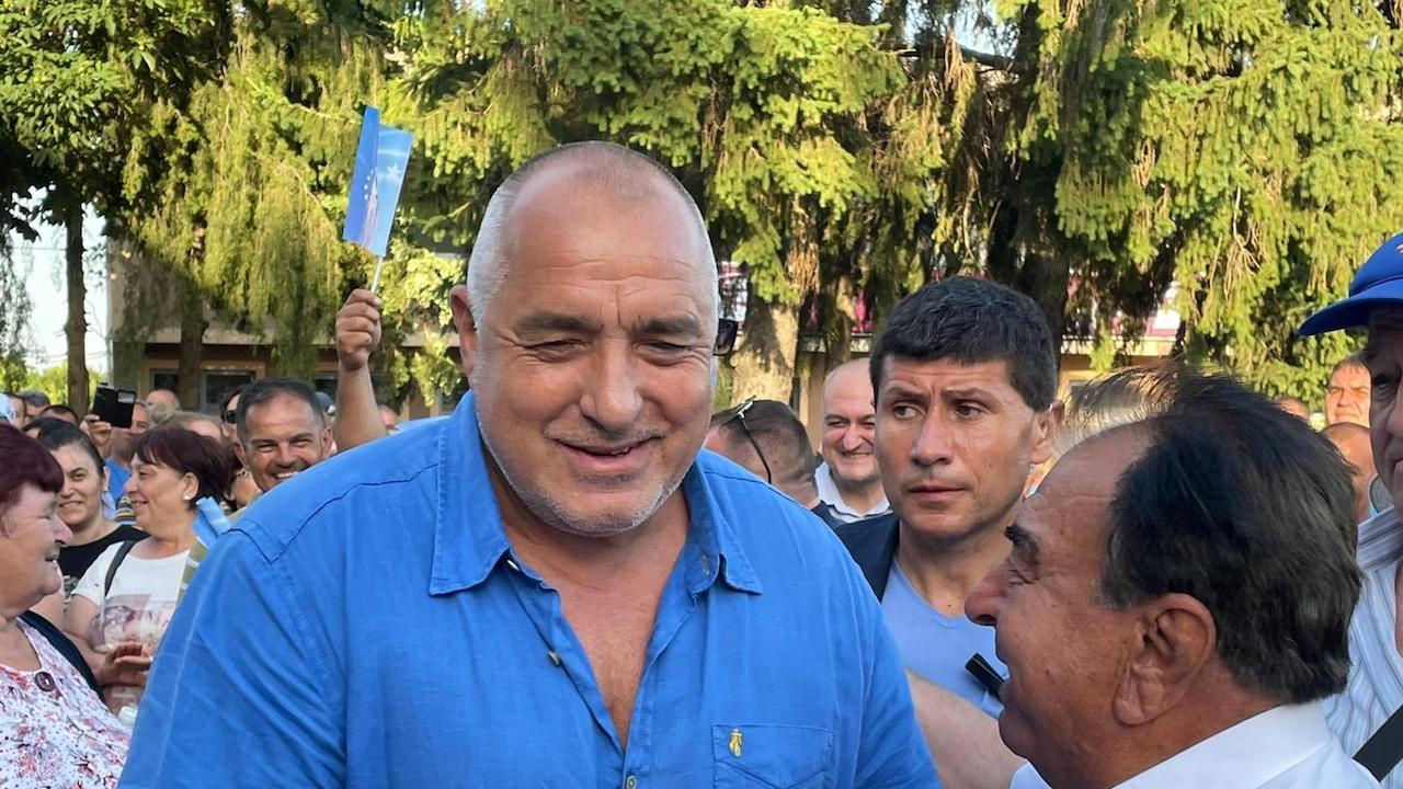 Бойко Борисов: Служебното правителство на Радев ограби Северна България