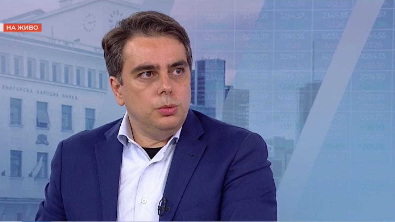 Министър Василев: Актуализацията на бюджета цели да подготвим държавата за идващата криза