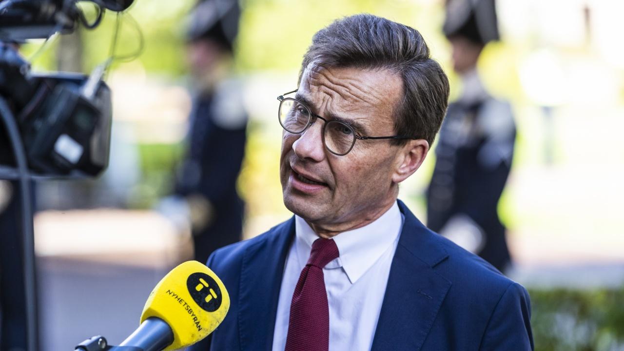 Лидерът на шведската Умерената коалиционна партия се отказа от опитите да състави правителство