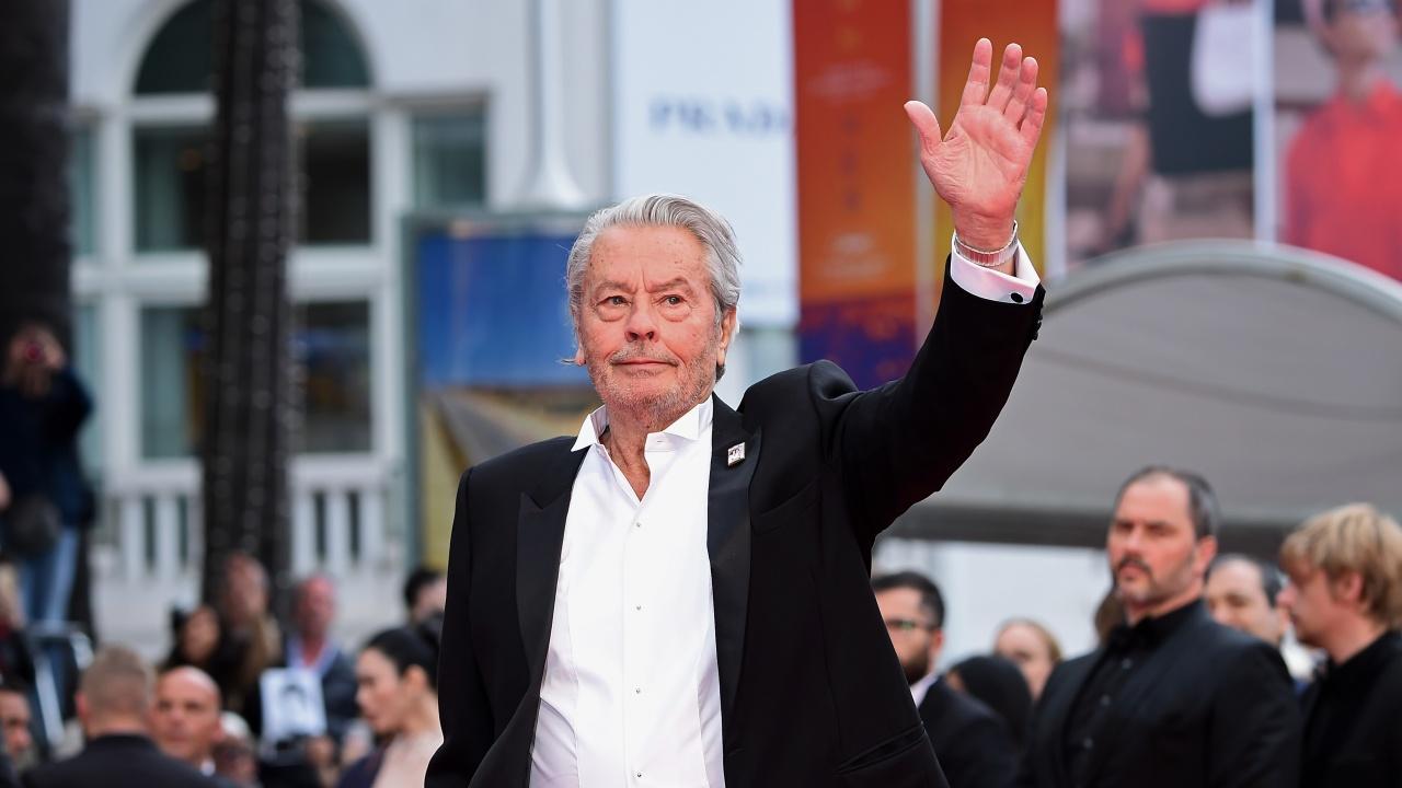 Ален Делон обяви плановете си да се завърне в киното за последен филм