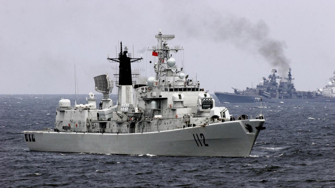 Учебни стрелби на руския Черноморски флот на фона на маневрите на Украйна и НАТО в региона
