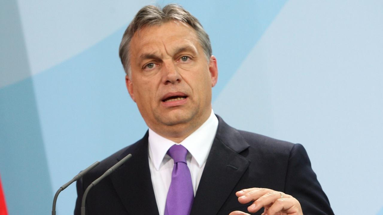 Виктор Орбан обяви възгледите си за ЕС в седем точки