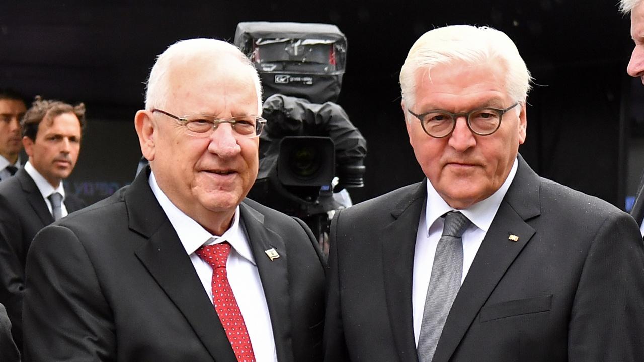 Израел посрещна президента  на Германия като съюзник в борбата му  с антисемитизма