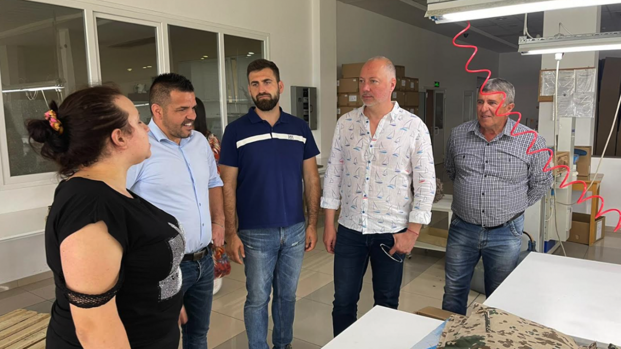Росен Желязков в село Вълкосел: ГЕРБ работи за по-високи доходи и повече възможности