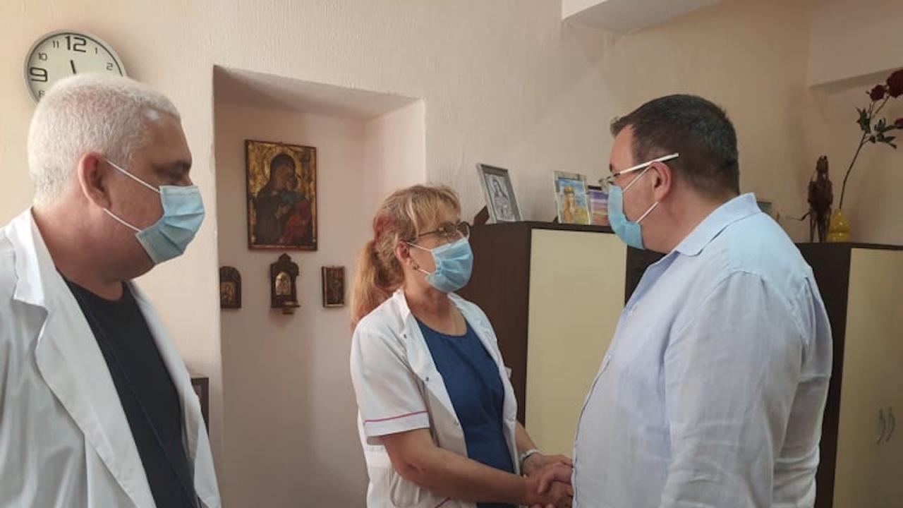 Проф. д-р Костадин Ангелов: Здравеопазването става приоритет в  програмата на ГЕРБ-СДС