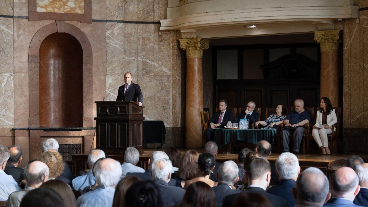 Държавният глава: Човешките права са основна конституционна ценност и трябва да се насърчават усилията за тяхната защита
