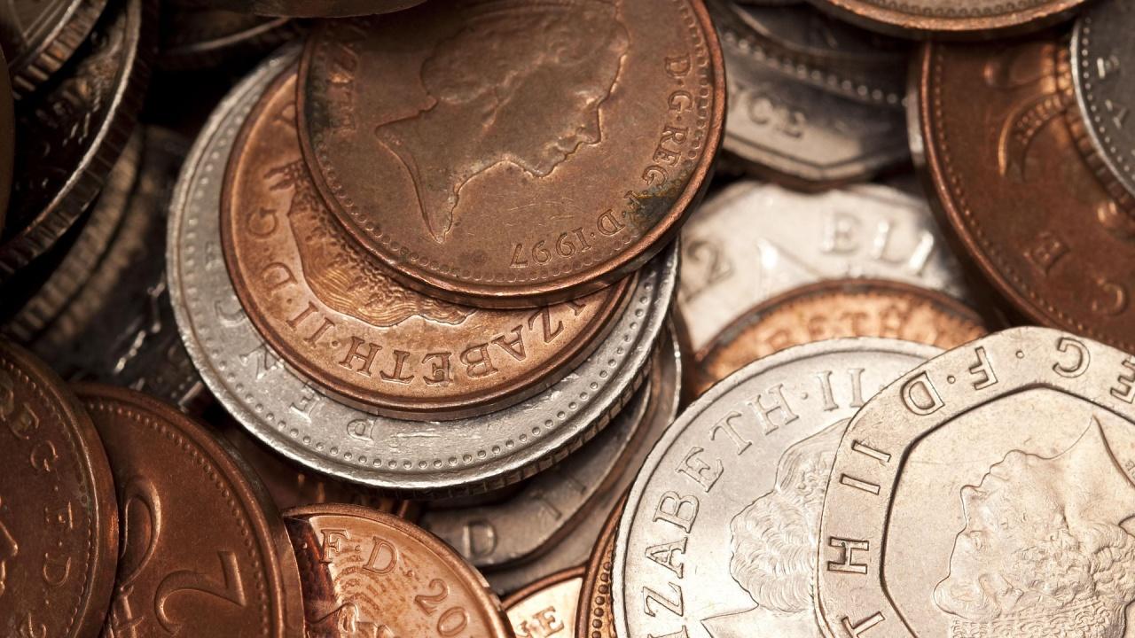 Добър знак е да намерите днес дребни монети с герба нагоре