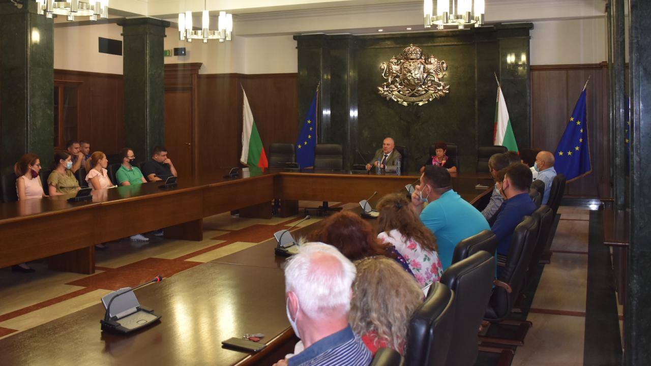 Гешев разговаря с прокурори и следователи от СГП за изборите
