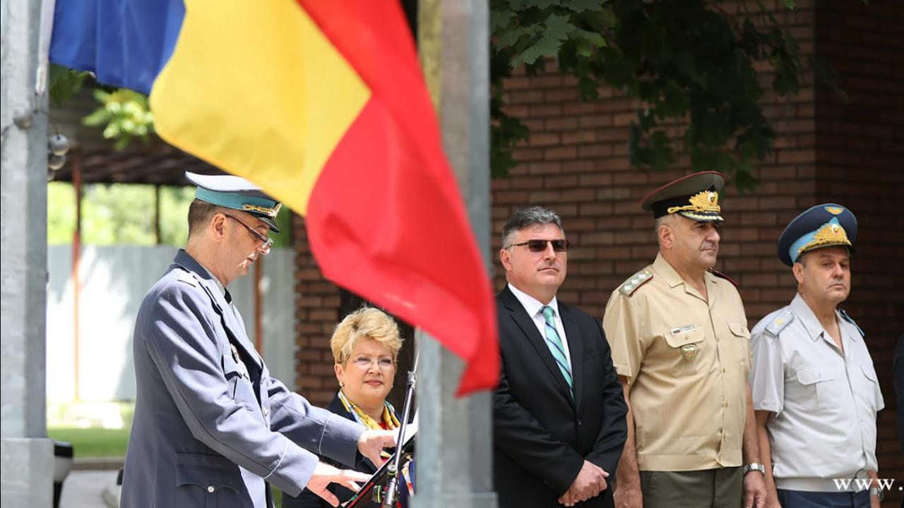 Министър Панайотов приветства присъединяването на Румъния към Центъра за усъвършенстване на способностите на НАТО при кризи и бедствия