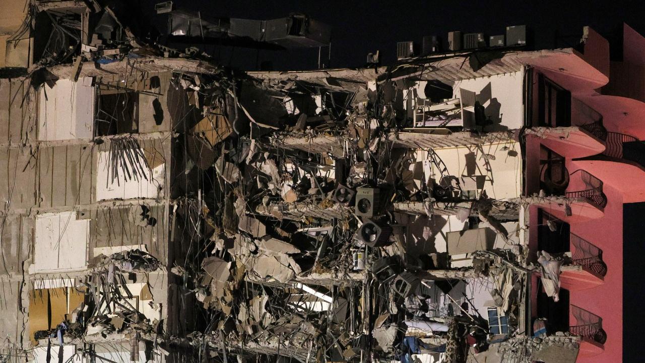 Броят са загиналите под срутената сграда във Флорида достигна 20