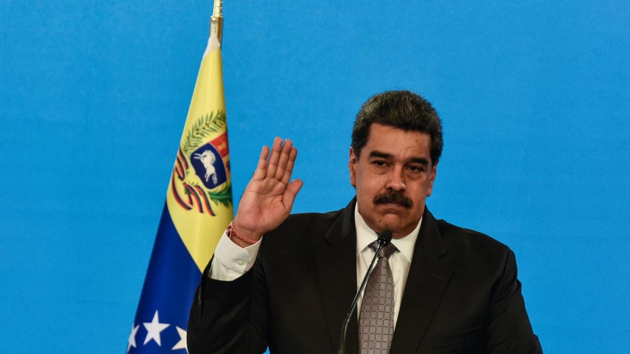 Мадуро обвини САЩ, че планират убийството му
