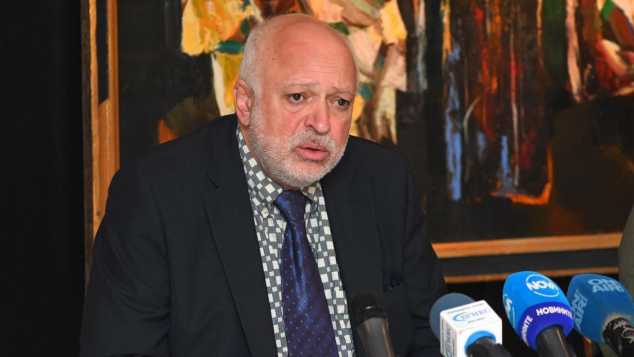 Проф. Минеков: Искаме да направим публични действията ни по казуса с Ларгото