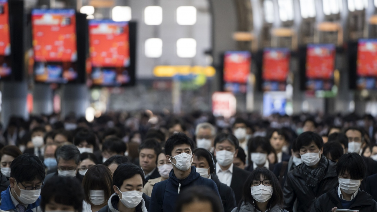 Новите случаи на коронавирус в Токио се увеличават броени дни преди началото на олимпийските игри