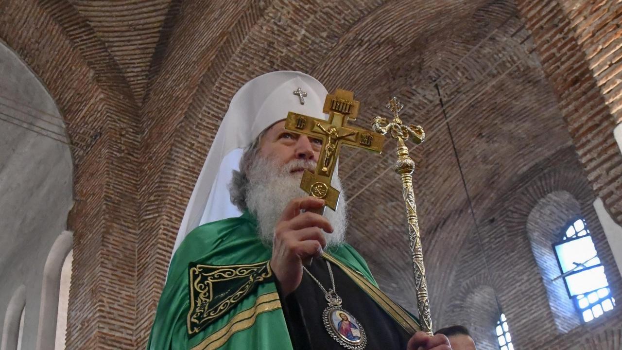 Патриарх Неофит: Българският народ има значим дял в християнската цивилизация