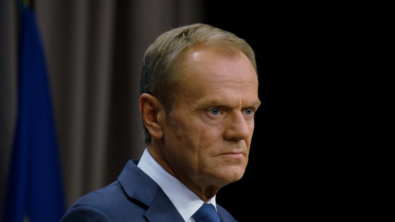 Туск обяви, че ще се оттегли като председател на ЕНП