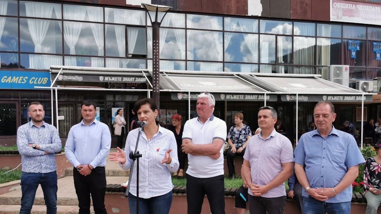 Д-р Даниела Дариткова: С всички сили ще отстояваме демокрацията и правото на българите да гласуват