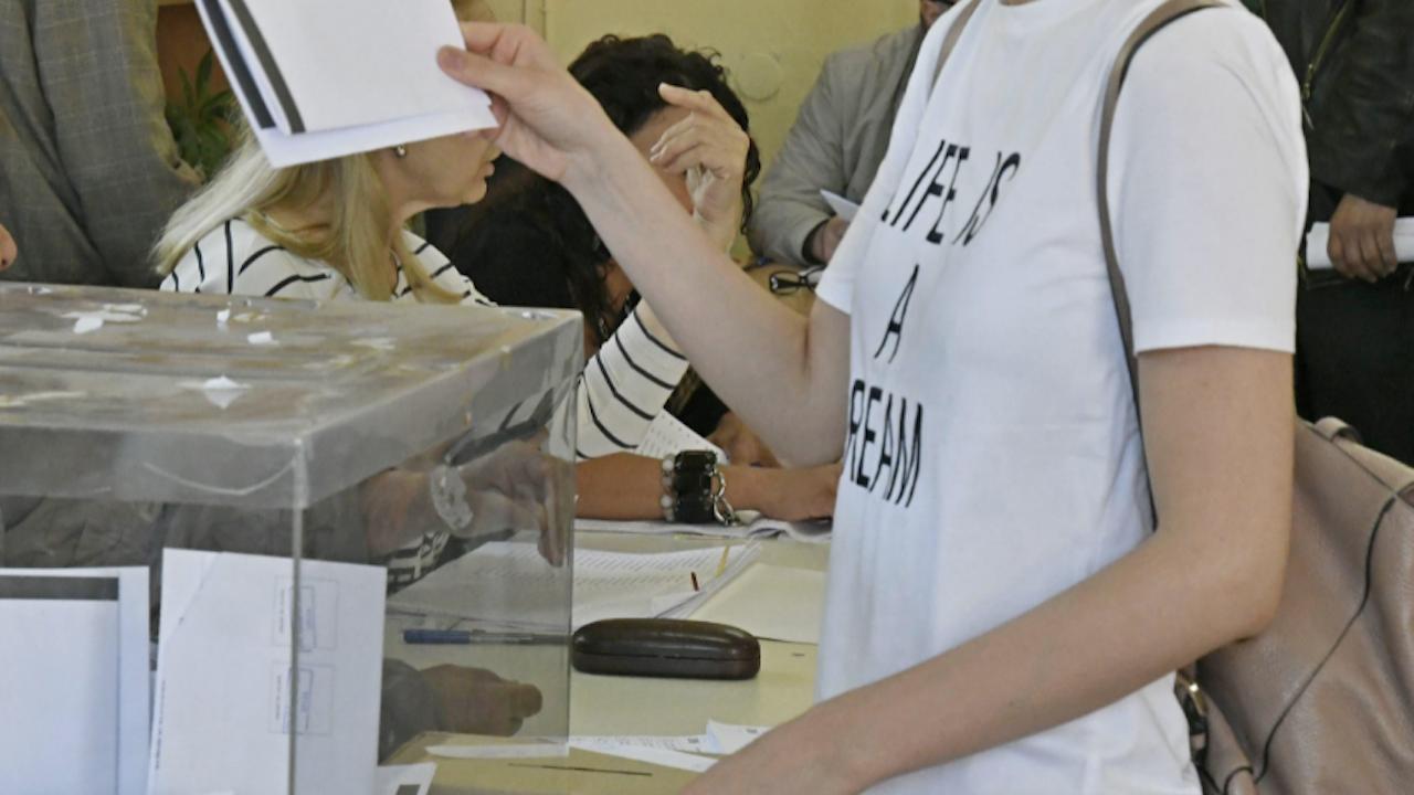 Към 17 часа: 63% избирателнаактивност на референдума в Несебърско
