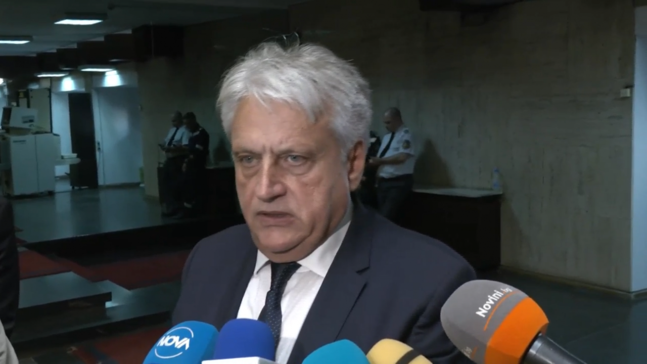 Бойко Рашков: Прокуратурата е получила указание да неглижира изборните престъпления