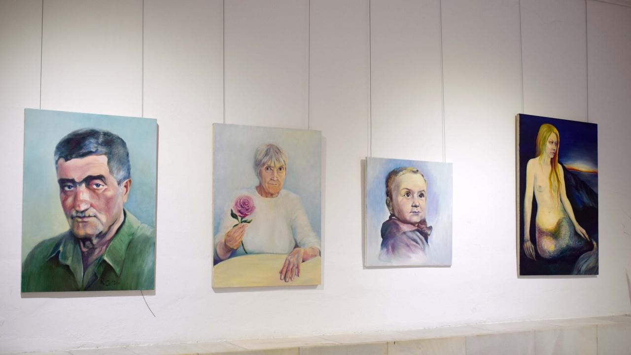 Изложба в Балабановата къща представя творбите на студенти от Пловдив