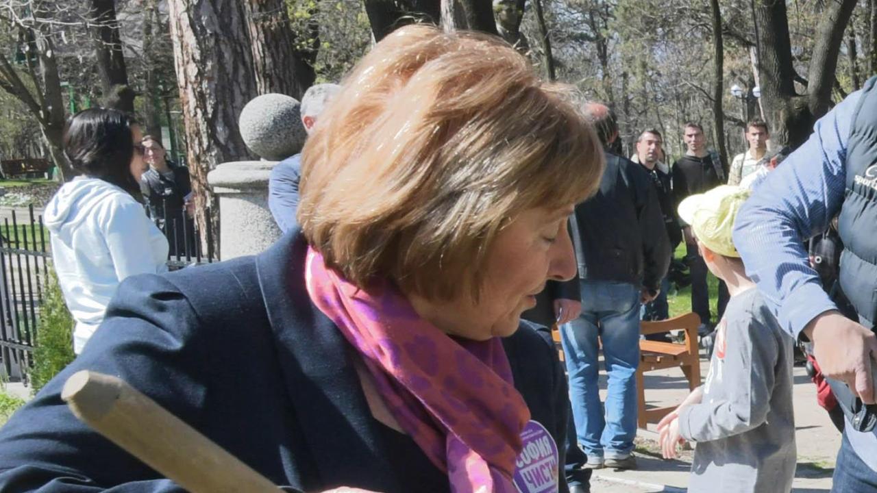 Почина директорът на Столичния инспекторат Веска Георгиева