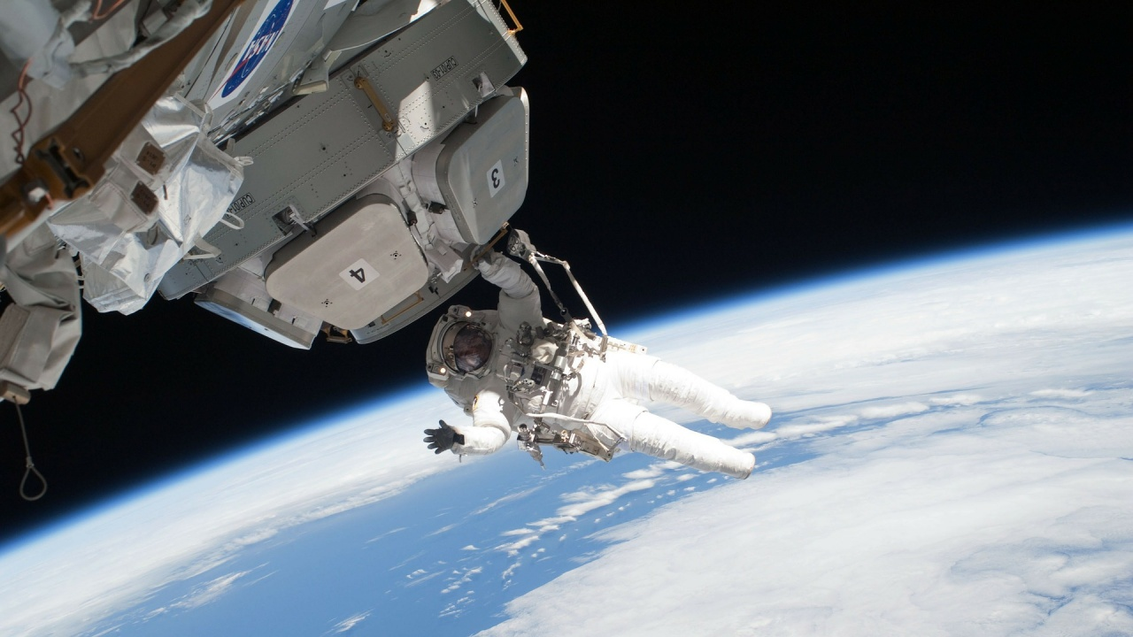 100 въпроса са изпратили български деца до астронавтите