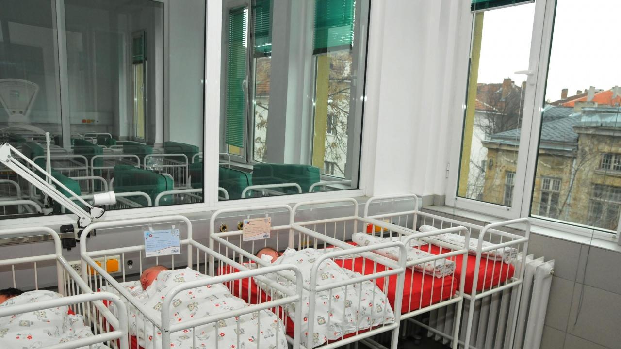33-годишна жена със стерилитет роди здраво бебе с помощта на медици в София