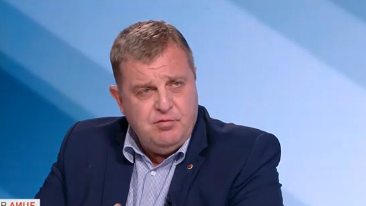 Красимир Каракачанов за срещата Борисов - Ердоган: Търси помощ за изборите