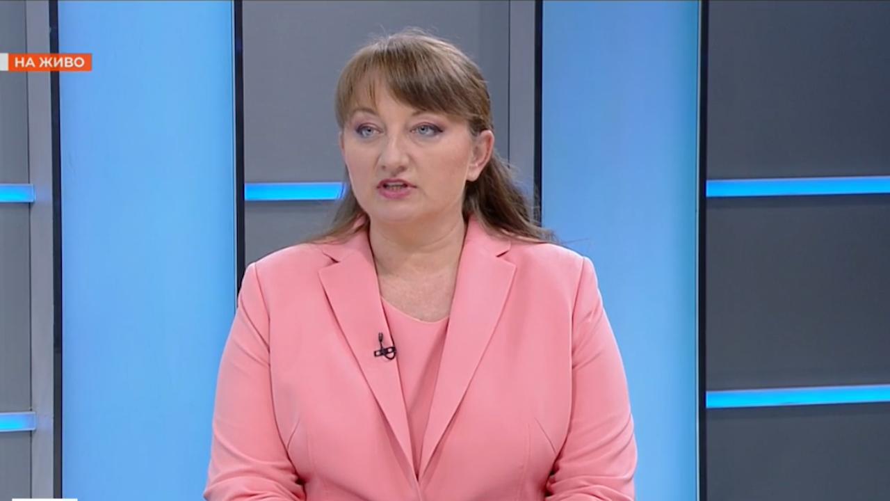 Деница Сачева: Г-н Рашков използва позицията си за реваншизъм, очевидно е неудовлетворен