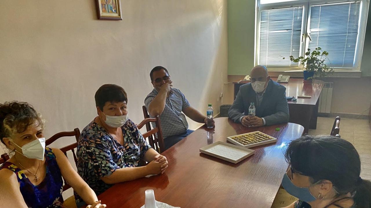 Гешев обсъди изборите с прокурори от Териториално отделение-Бяла Слатина