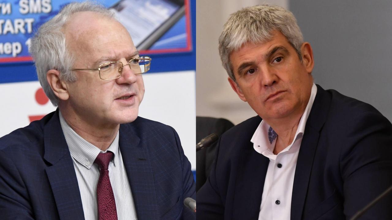 Пламен Димитров и Васил Велев: Икономика и средствата по Плана за възстановяване