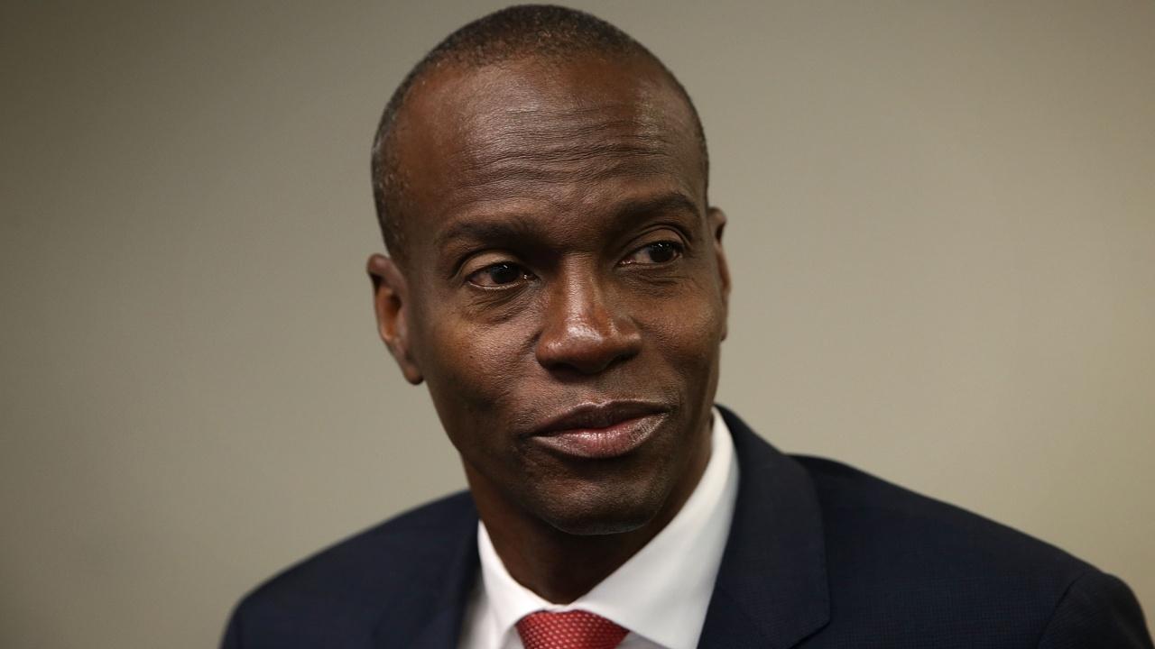 Убиха президента на Хаити Жовенел Моиз