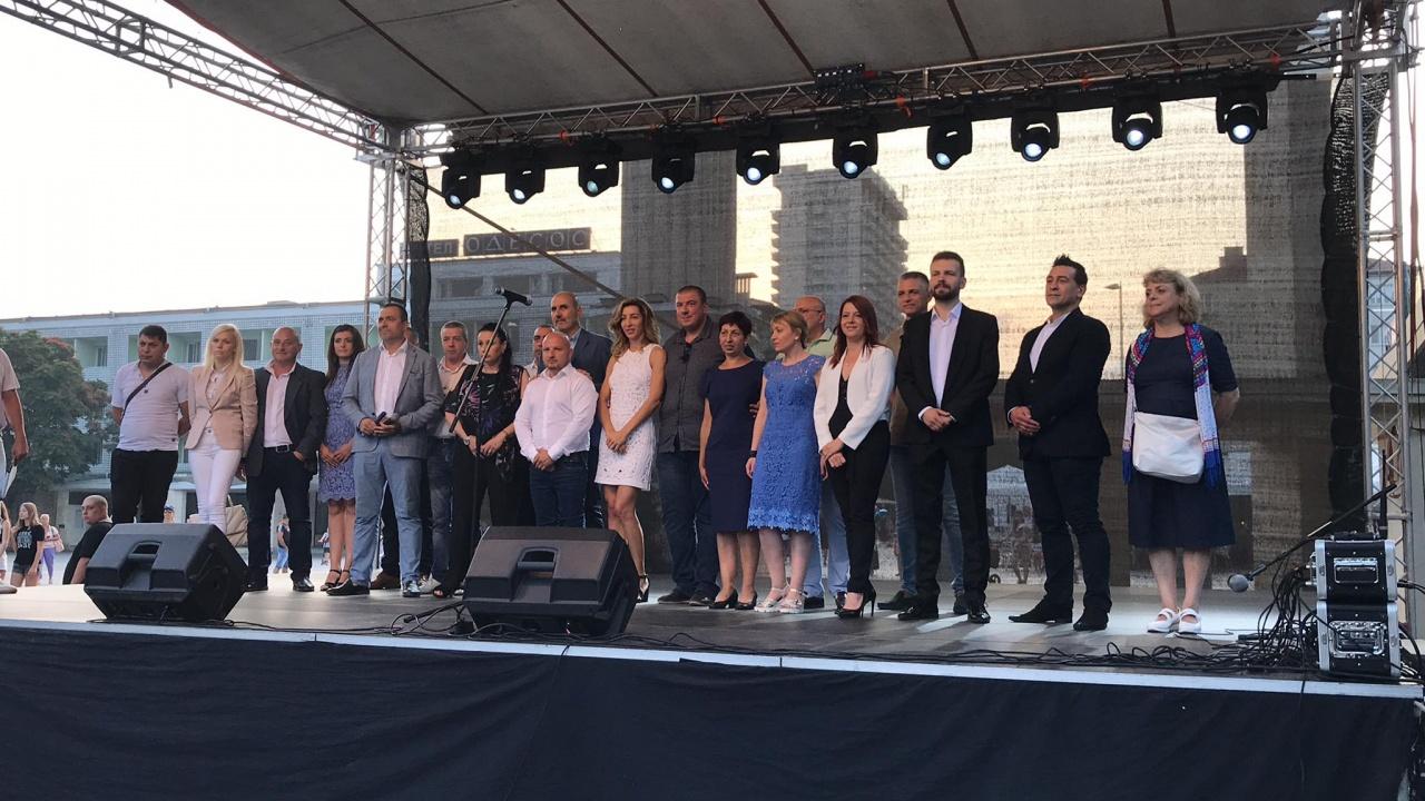 Републиканци за България - Варна закри кампанията си с концерт в Морската градина