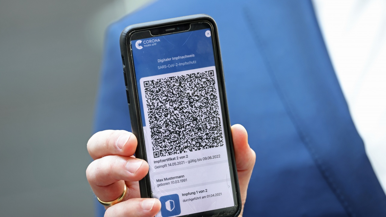 COVID лаборатория в сливенската болница издава цифрови сертификати за ЕС