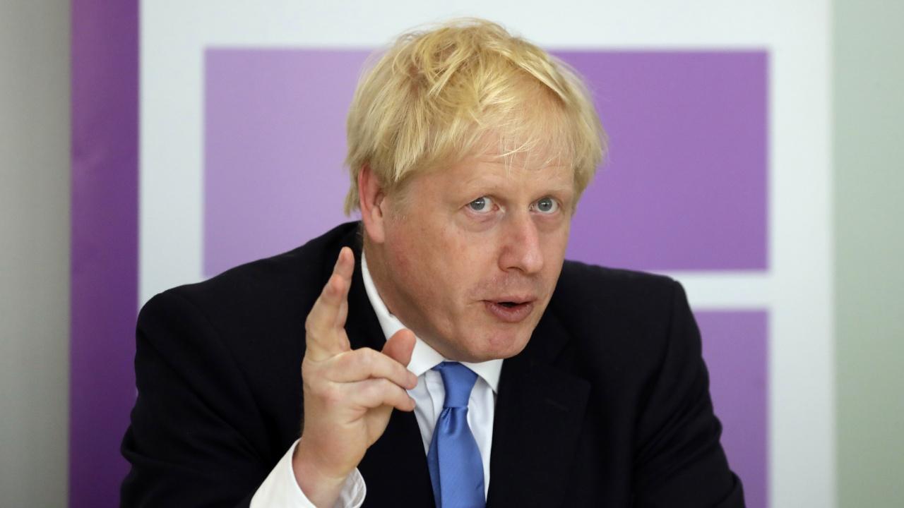 Борис Джонсън: Великобритания е изтеглила почти всичките си военни от Афганистан