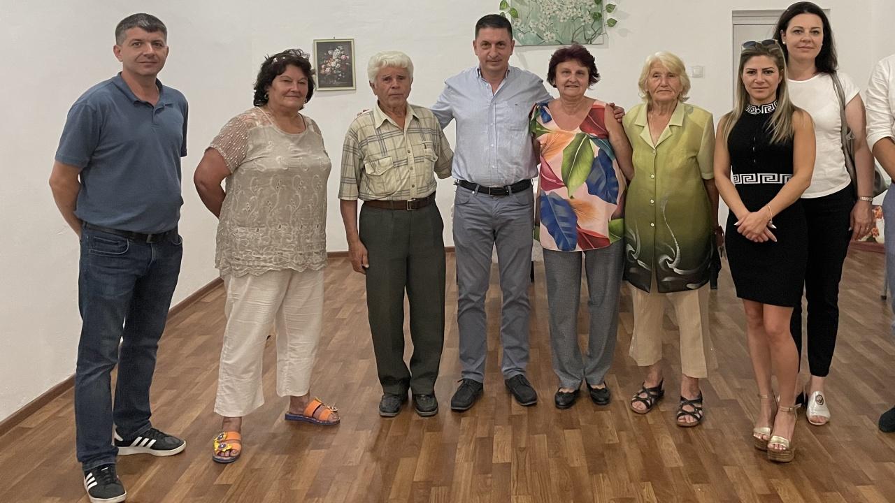 Христо Терзийски, ГЕРБ – СДС: Кюстендилска област трябва да бъде подготвена с проекти, гарантиращи икономическо развитие