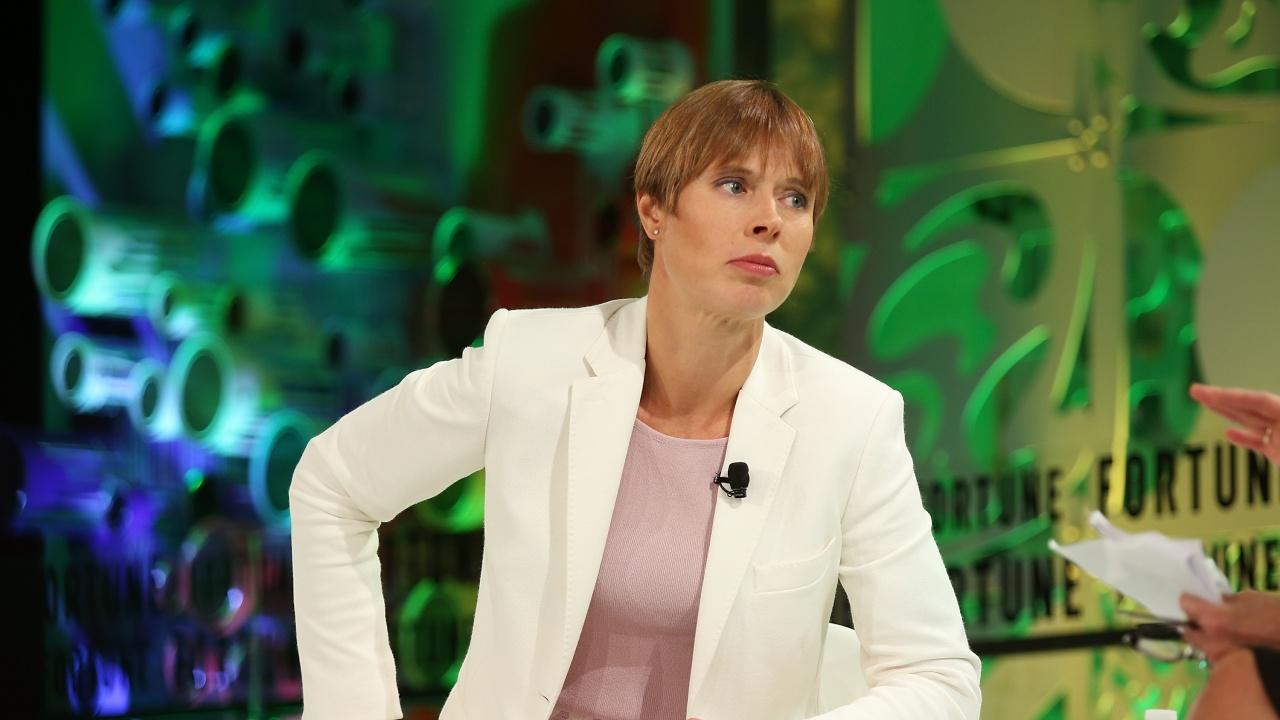 """Президентът на Естония за """"Три морета"""": Инициативата вече дава конкретни резултати"""