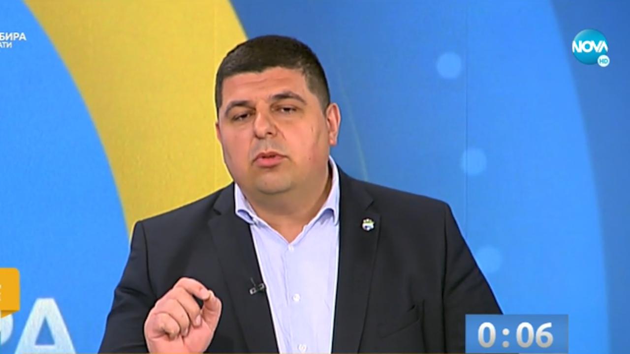 Ивайло Мирчев разкри откъде са 90% от парите на Демократична България