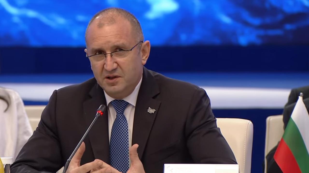 """Радев: Инициативата """"Три морета"""" ще промени коренно ситуацията в устойчивото развитие на нашия регион"""